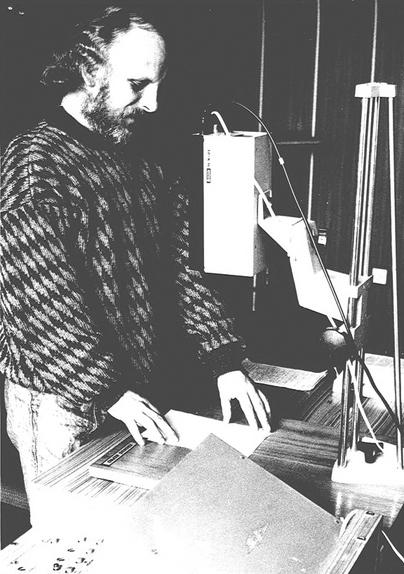 Korzystanie z rzutnika foliogramów podczas zajęć dydaktycznych
